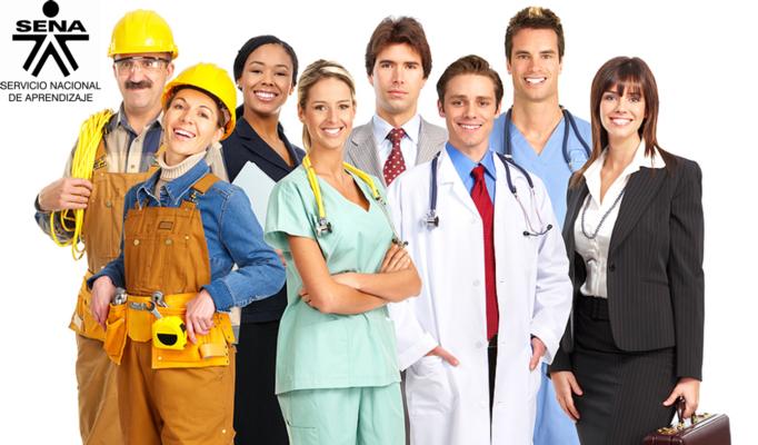 Curso SENA sobre Salud Ocupacional