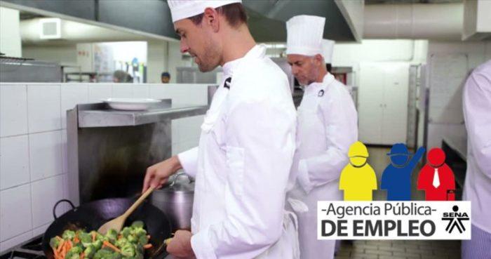 Oferta de empleo como auxiliar de cocina sena sofia plus - Ofertas de empleo jefe de cocina ...