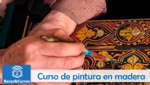 Curso de Pintura en Madera