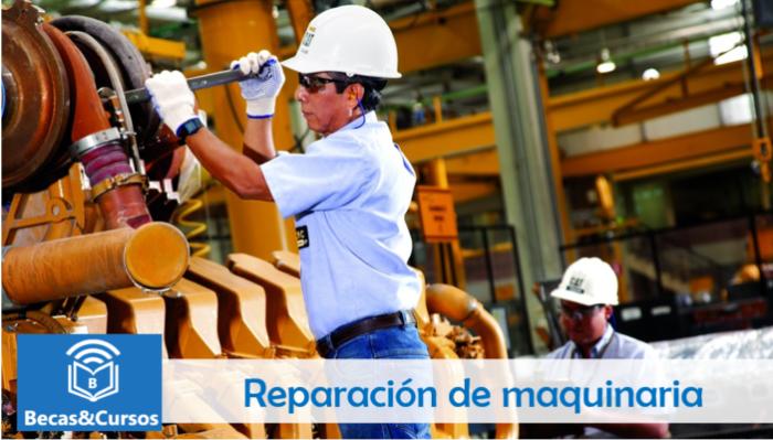 Curso SENA sobre Reparación de Maquinaria