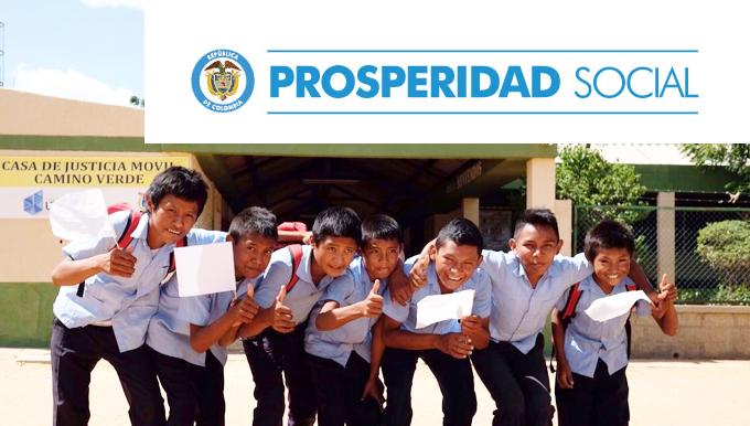 Programa Prosperidad Social Mas Familias en Acción