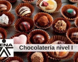 Curso virtual SENA sobre Chocolateria nivel I