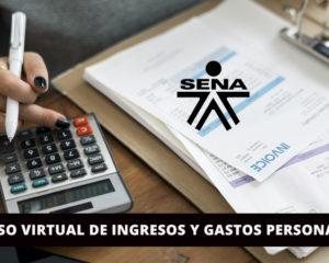 Curso Virtual de Ingresos y Gastos Personales