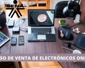 Curso de Venta de Electronicos Online