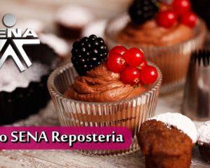 Curso SENA Reposteria