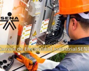 Carrera de Electricidad Industrial SENA