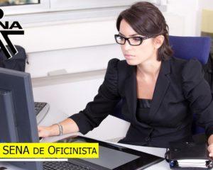 curso sena de oficinista