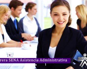 Carrera SENA Asistencia Administrativa
