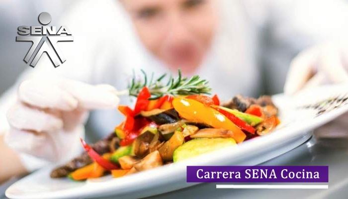 Carrera SENA Cocina