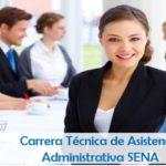 Carrera Técnica de Asistencia Administrativa SENA