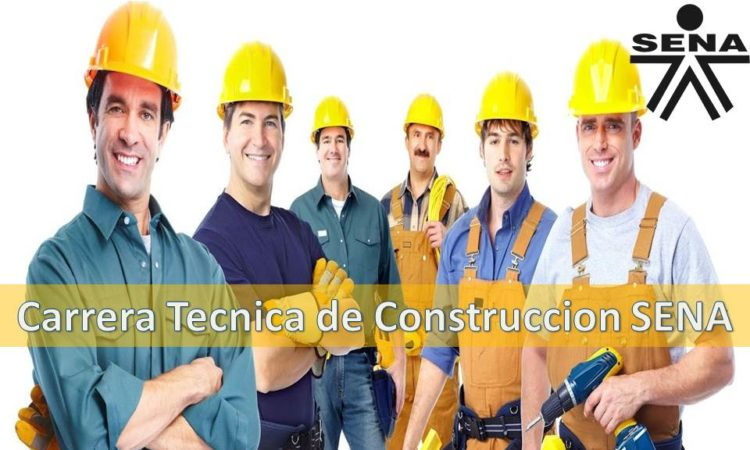 Carrera Tecnica de Construccion SENA