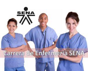 Carrera de Enfermeria SENA