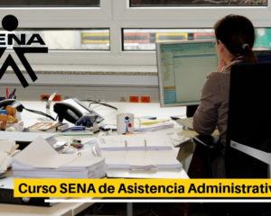 Curso SENA de Asistencia Administrativa