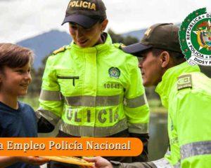 Oferta Empleo Policía Nacional