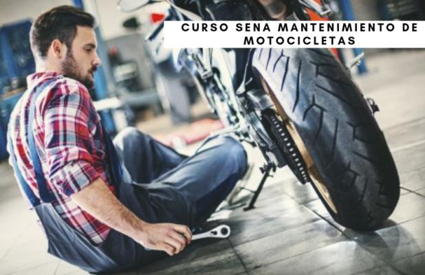 Curso SENA Mantenimiento de Motocicletas