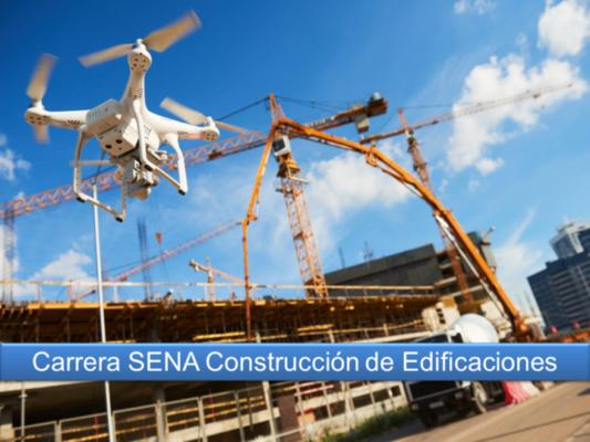 Carrera SENA Construcción de Edificaciones