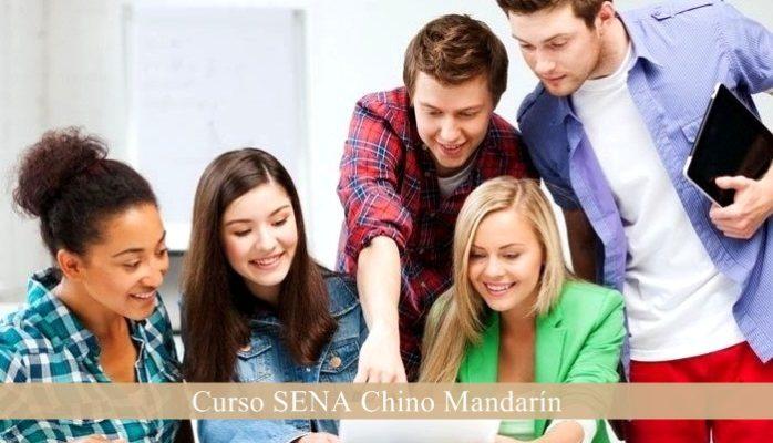 Curso SENA Chino Mandarín ¡Aprende un nuevo idioma!