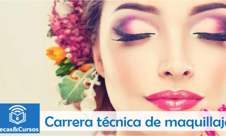 Carrera Técnica de Maquillaje SENA