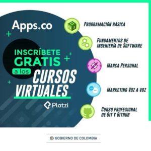 cursos virtuales apps